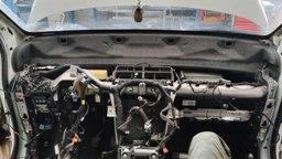 Замена корпуса печки на Chevrolet Orlando