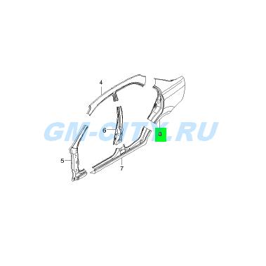 ����� �������� ����� (96896991) - GM-SERVIS