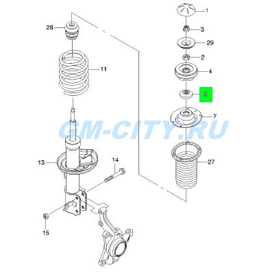 Производитель general motors