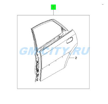 �������� ����� ��� Chevrolet AVEO