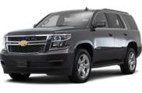 Внедорожники Chevrolet