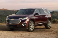 Новый кроссовер Chevrolet Traverse
