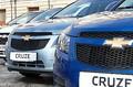 Chevrolet Cruze – история популярности