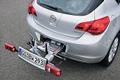 Opel Astra - удобная перевозка велосипедов