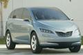 Опубликованы фото прототипа Portico-2010 от Hyundai