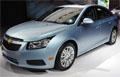 Новинка от Chevrolet – экологичный Chevrolet Cruze