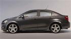 Новый хэтчбек Chevrolet Aveo получит название Sonic