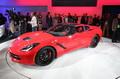 Седьмое поколение Corvette представили публике