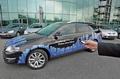 Концерн Volvo планирует производство автомобилей с автоматической парковкой